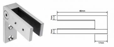 Wall rigi clamp